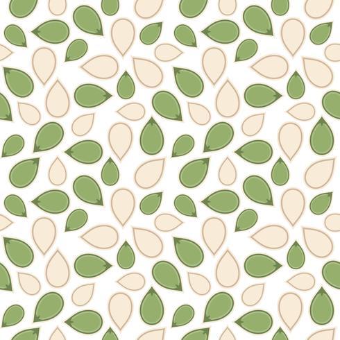 pumpa frö sömlösa mönster för tapeter eller omslagspapper vektor