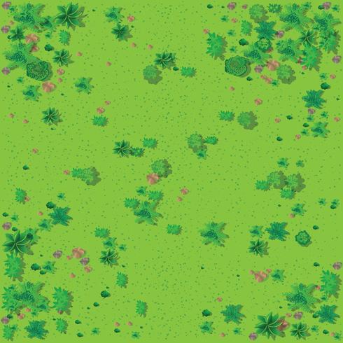 Utsikt över landskapet vektor