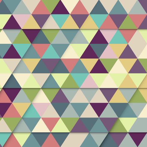 Abstrakt låg poly bakgrundsdesign vektor