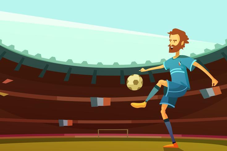 Euro 2016 bakgrund vektor