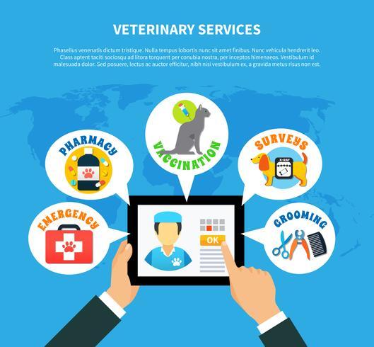 husdjurskonsumtion vektor