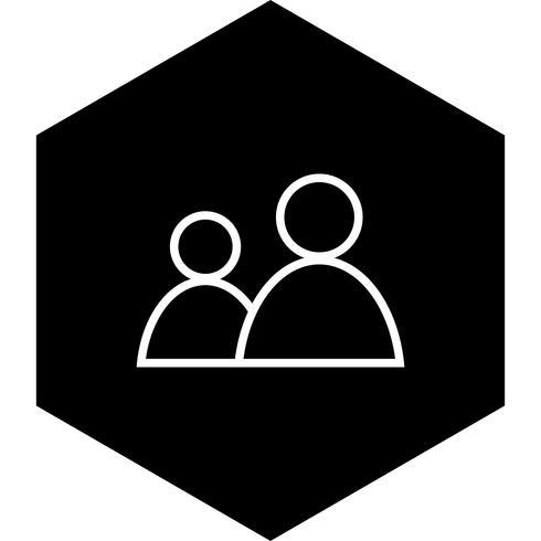Benutzer-Icon-Design vektor