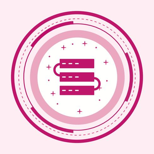 Server Icon Design vektor