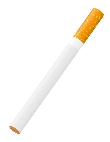 cigarett vektor illustration