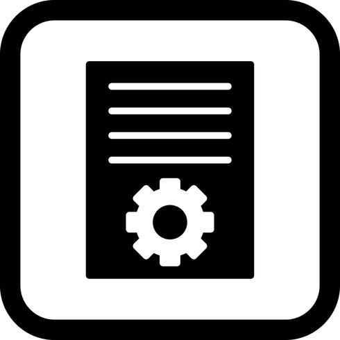 Artikel Marketing Icon Design vektor