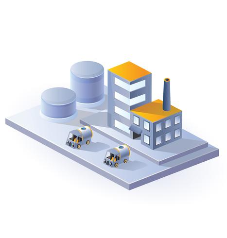 Fabrik vektor