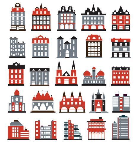 Gebäude vektor