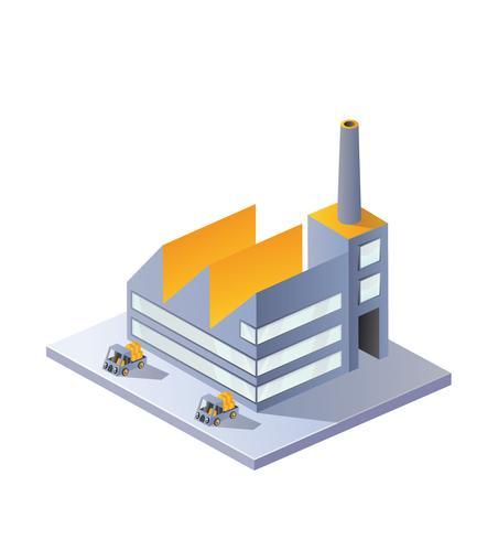 Bildfabrik vektor