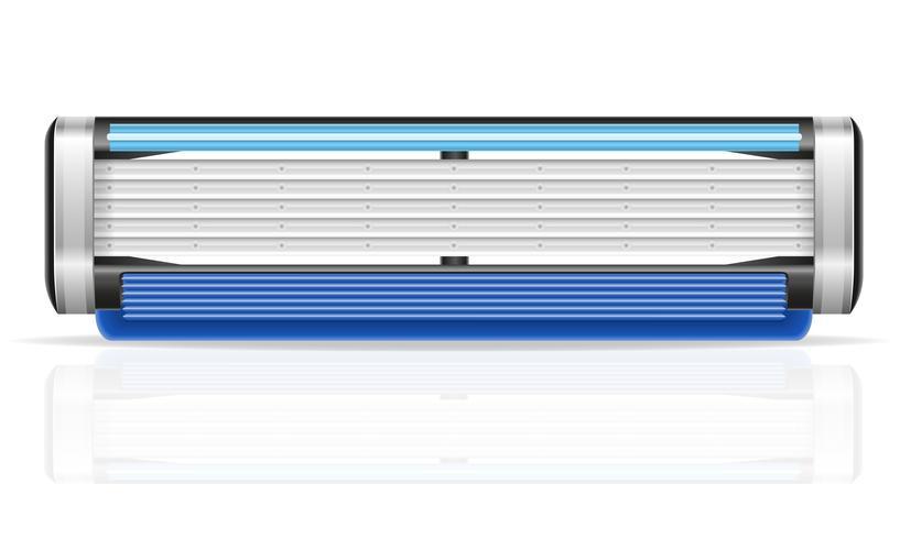Klinge für Razer Stock Vektor-Illustration vektor