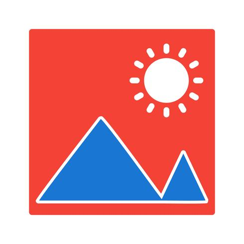Bild Icon Design vektor