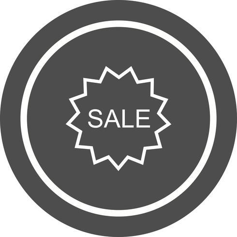 Försäljning Icon Design vektor