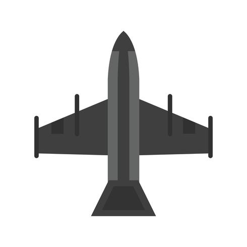 fighter jet ikon design vektor