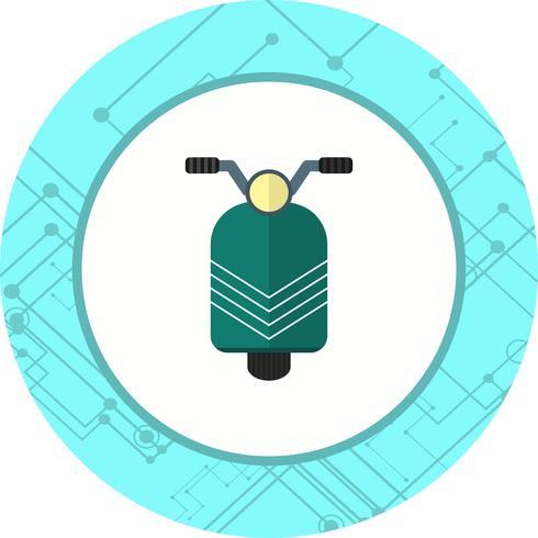 scooter ikon design vektor
