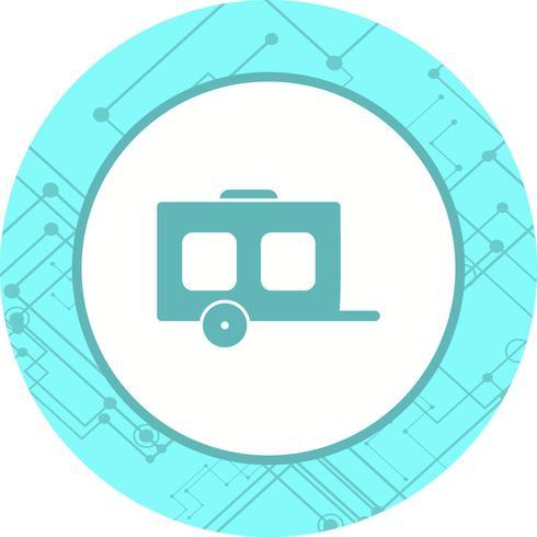 vagn ikon design vektor