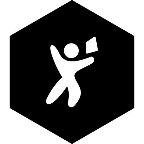 Få Graduate Icon Design vektor
