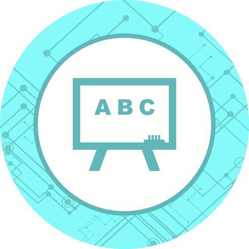 Tafel-Icon-Design vektor
