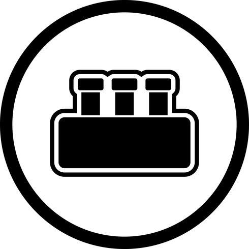 Kemi Set Icon Design vektor