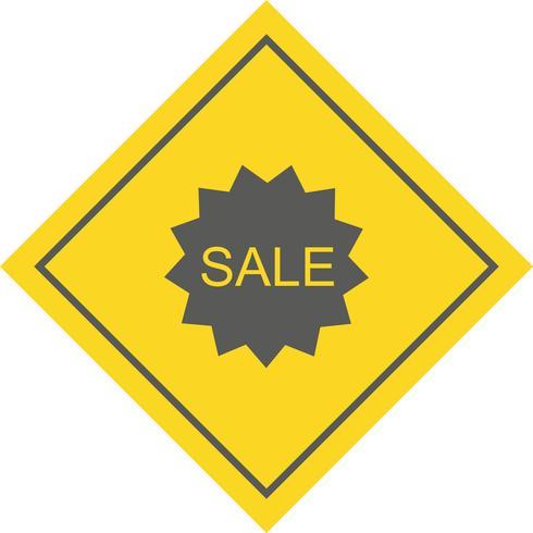 Verkauf Icon Design vektor