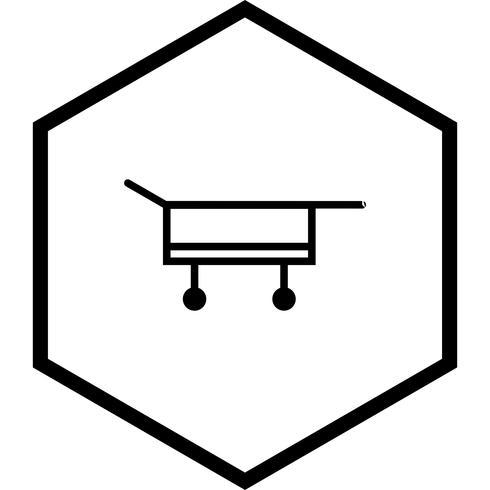 stretcher icon design vektor