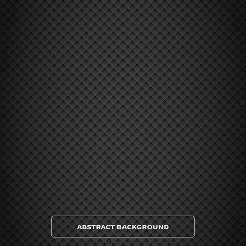Abstrakter schwarzer Beschaffenheitshintergrund, Vektordesign. vektor