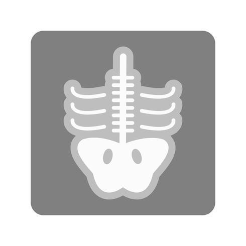 Xray-Icon-Design vektor