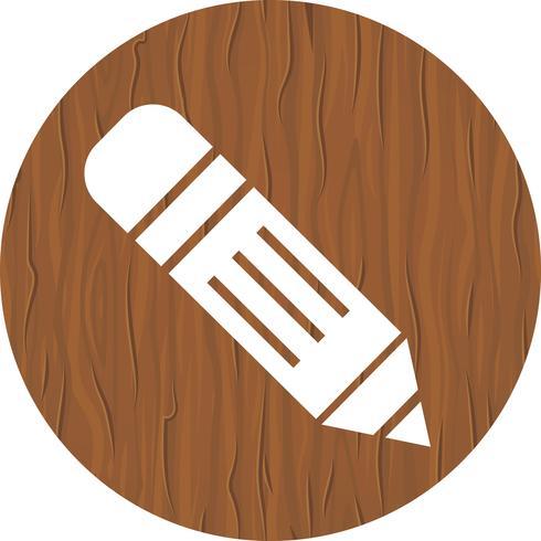 Bleistift-Icon-Design vektor