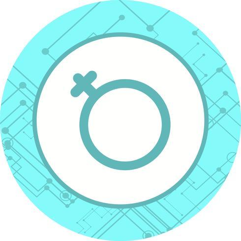 Kvinna Icon Design vektor