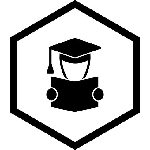 Icon-Design lesen vektor