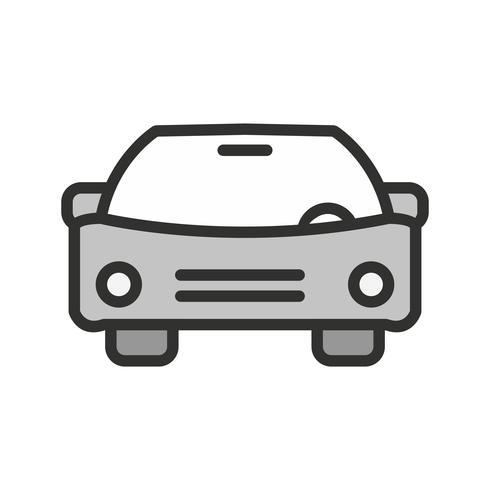 Auto Icon Design vektor