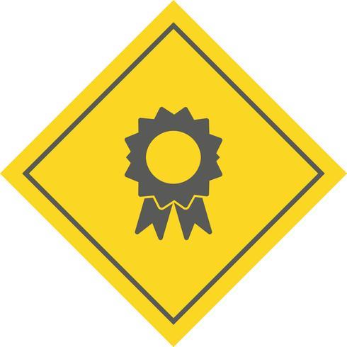 Grad-Icon-Design vektor