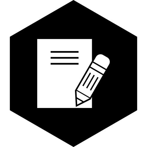 Notizen-Icon-Design vektor