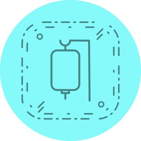 Dropp Icon Design vektor