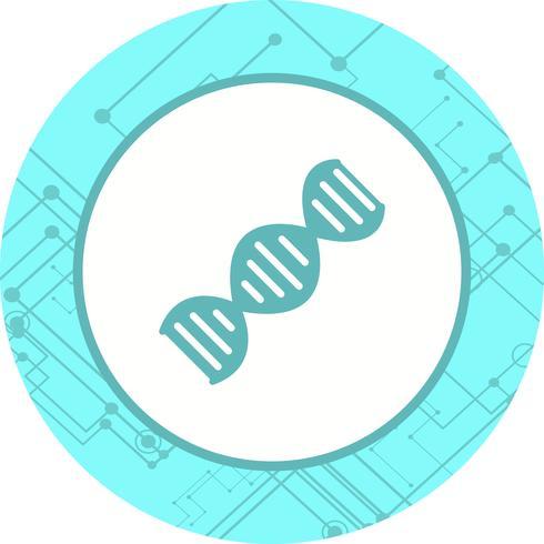 dna ikon design vektor