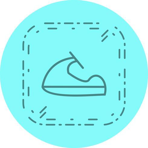 Jet-Ski-Icon-Design vektor