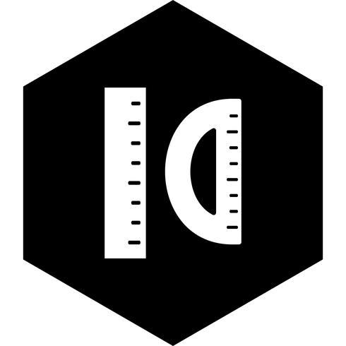 Geometrie-Set-Icon-Design vektor