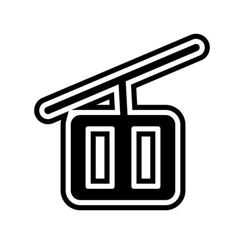 Stollift Icon Design vektor