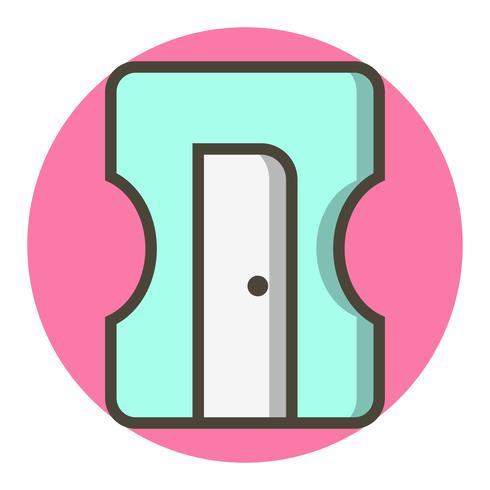 Spitzer Icon Design vektor