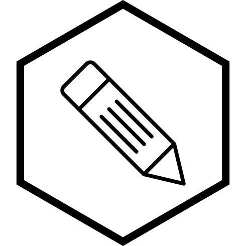 Pencil Icon Design vektor