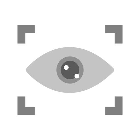 skanna ikon design vektor