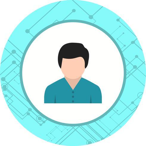 Läkare Icon Design vektor