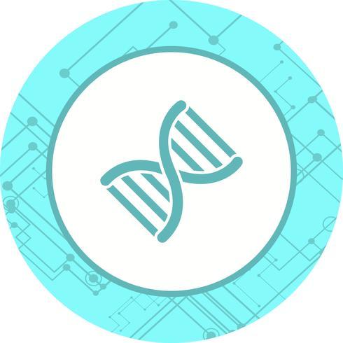 genetik ikon design vektor