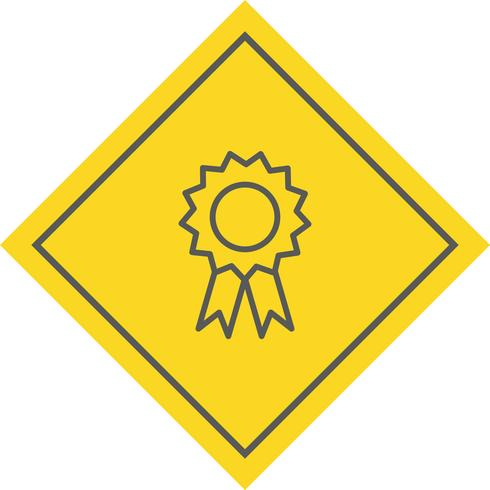 Grad Icon Design vektor