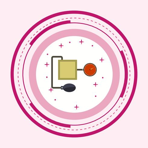 BP Apparat Icon Design vektor