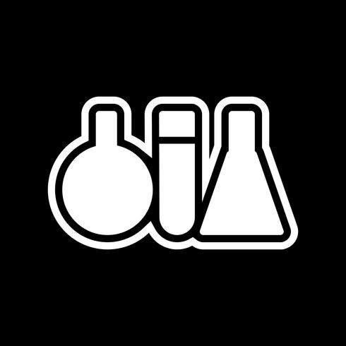 teströr ikon design vektor