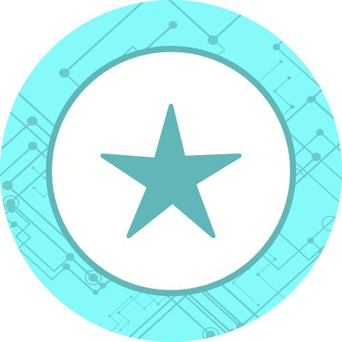 Sterne Icon Design vektor
