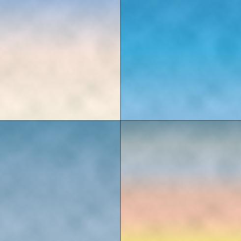 lutning texturerad himmel bakgrunder vektor
