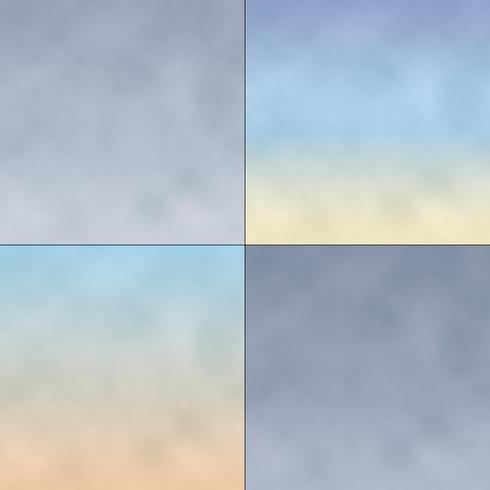 texturerad gradient himmel bakgrunder vektor