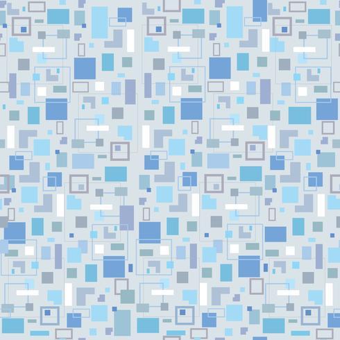 abstraktes nahtloses Muster. geometrische Form Hintergrund vektor