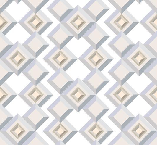 Diamant sömlöst mönster. geometrisk diagonal bakgrund vektor