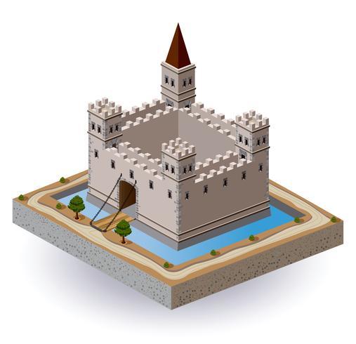 Slott vektor